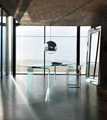 ray plus the glass table u2013 fiam italia