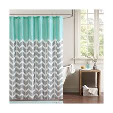 Green Chevron Shower Curtain Gray Chevron Shower Curtains 100 Images Grey And White Chevron
