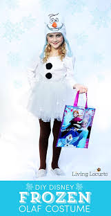 Disney Doc Mcstuffins Halloween Costume Diy Disney Frozen Olaf Costume Olaf Halloween Costume Olaf