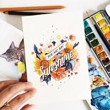 beautiful watercolor quotes by june digan watercolor quote