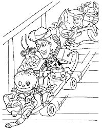 toy story alien coloring pages alltoys