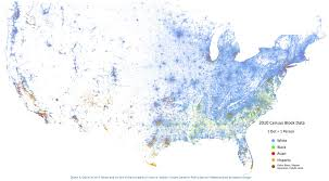 san jose ethnicity map how racially diverse are american cities check these maps out