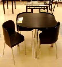 Ikea Dining Room Furniture Sets Furniture Ikea Fusion Table Breakfast And Chairs Dining Set