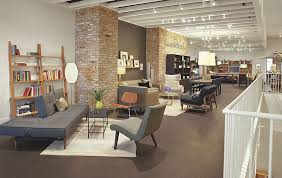 living room chicago modern furniture store in chicago room board