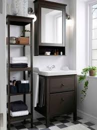 Bathroom Mirror Cabinets by Tall Narrow 20 Cm Bathroom Freestanding Cabinet With Baskets And