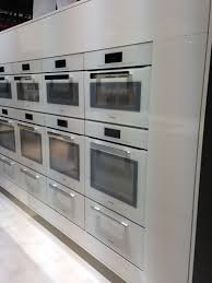 Miele Kitchen Cabinets Ftk Latest In Appliances On Show At Eurocucina Artful Kitchens
