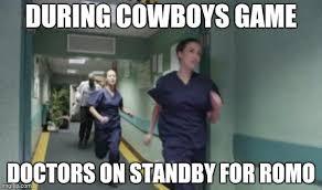 Funny Tony Romo Memes - america s team tony romo 911 imgflip