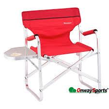 Baby Camping High Chair Folding Aluminum Beach Chair Folding Aluminum Beach Chair