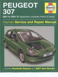 peugeot 307 petrol diesel manual en