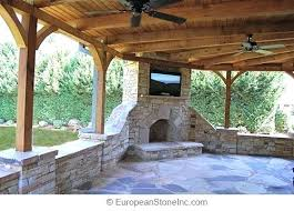Backyard Covered Patio Ideas Outdoor Covered Patios Or Patio Covers Covered Back Porch