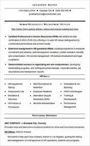 sample hr executive resume hr assistant cv template job description sample candidates