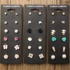 claires earrings popular a set of earrings claires buy cheap a set of earrings