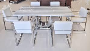 modern dining tables uscio ii modern dining table