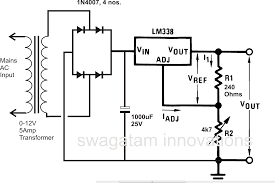 how to design a power supply circuit simplest to the most complex