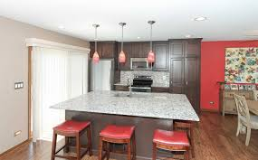 kitchen remodeling raised ranch bartlett il by rosseland remodeling