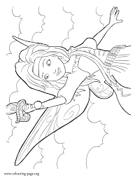 tinkelbell pirate fairy coloring pages coloring