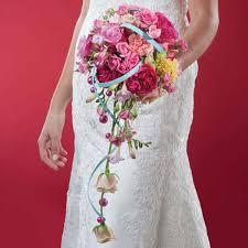 cascading bouquet flower cascading bouquet oasis floral ideas