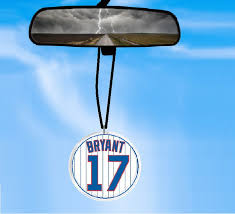 bryant jersey car rearview mirror ornament car ornament car