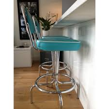 classic retro american diner furniture accessories from the aqua blue turquoise bar stool classic diner style kitchen