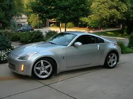nissan z nissan 350z touring model 2004 liquid aluminum nissan 350z