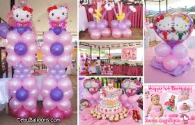 combo decoration entertainer packages cebu balloons