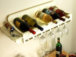 outstanding diy wine rack designs that are easy to make