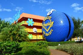 Disney Resort Map Disney U0027s Pop Century Resort Walt Disney World Undercover Tourist