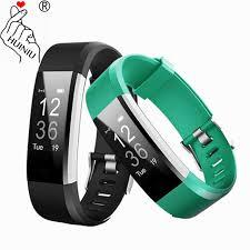 heart monitoring bracelet images Id115 hr plus smart bracelet gps fitness tracker watch heart rate jpg