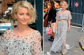 julia hough new haircut celeb hairstyle of the week julianne hough
