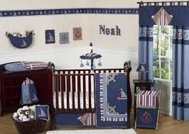 Jojo Crib Bedding Sweet Jojo Designs Nautical Nights Collection 11 Baby Crib