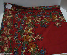 Red Floral Sofa by Pottery Barn Floral Square Home Décor Pillows Ebay