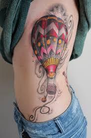 sidepiece airballoon by richardlamos tattoos air