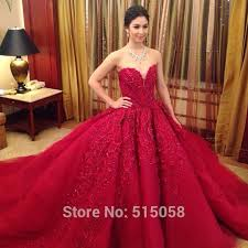 aliexpress com buy red lace embroidery beaded sweetheart bodice