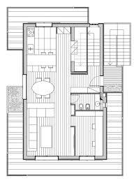 Interior Stair Modern Brick Home Plan Office Green Design Plant