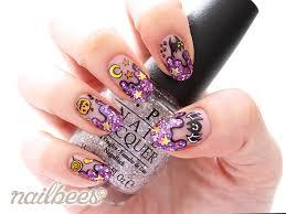 halloween nail designs nailbees