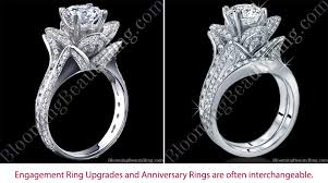 upgrading wedding ring engagement ring upgrade or anniversary ring unique engagement