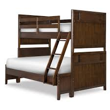 charlotte twin over twin bunk bed antique white hayneedle