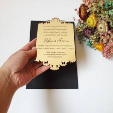 Engagement Invitation Cards Online Compare Prices On Acrylic Wedding Invitations Online Shopping Buy