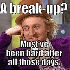 willy wonka break up quickmeme