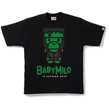 Mens Halloween Shirts by Milo Halloween Tee Mens Us Bape Com