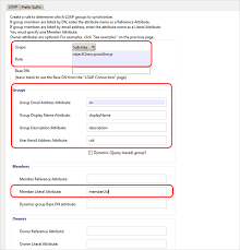 pattern rule directory how to sync ldap data on synology nas to google apps with google