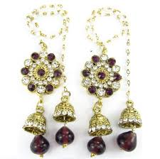 latkan earrings imitation earrings designer earrings manufacturer from asansol