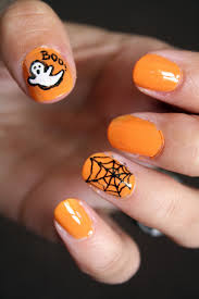 tails to tell halloween nails