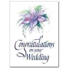 wedding congrats message card invitation sles wedding congratulations card happy