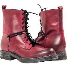 womens combat style boots target erin rogs leather combat boots paolo shoes