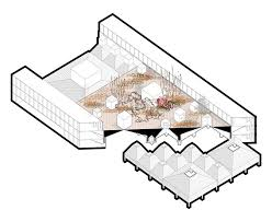 211 best architecture axonometric images on pinterest