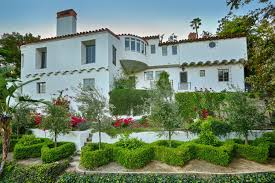 olivia wilde u0027s former spanish villa in l a is for sale for 2 8