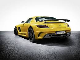mercedes sl amg black series the mercedes sls amg black series will kill you in your