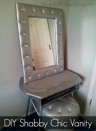 Cheap Shabby Chic by Shabby Chic Diy Vanity Cheap Is The New Classy
