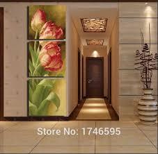 Decorative Home Aliexpress Com Buy Big 3pcs Modern Home Decorative Wall Art